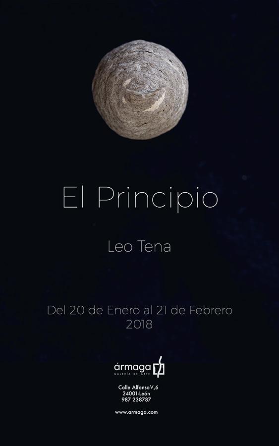 Exposición Leo Tena Armaga