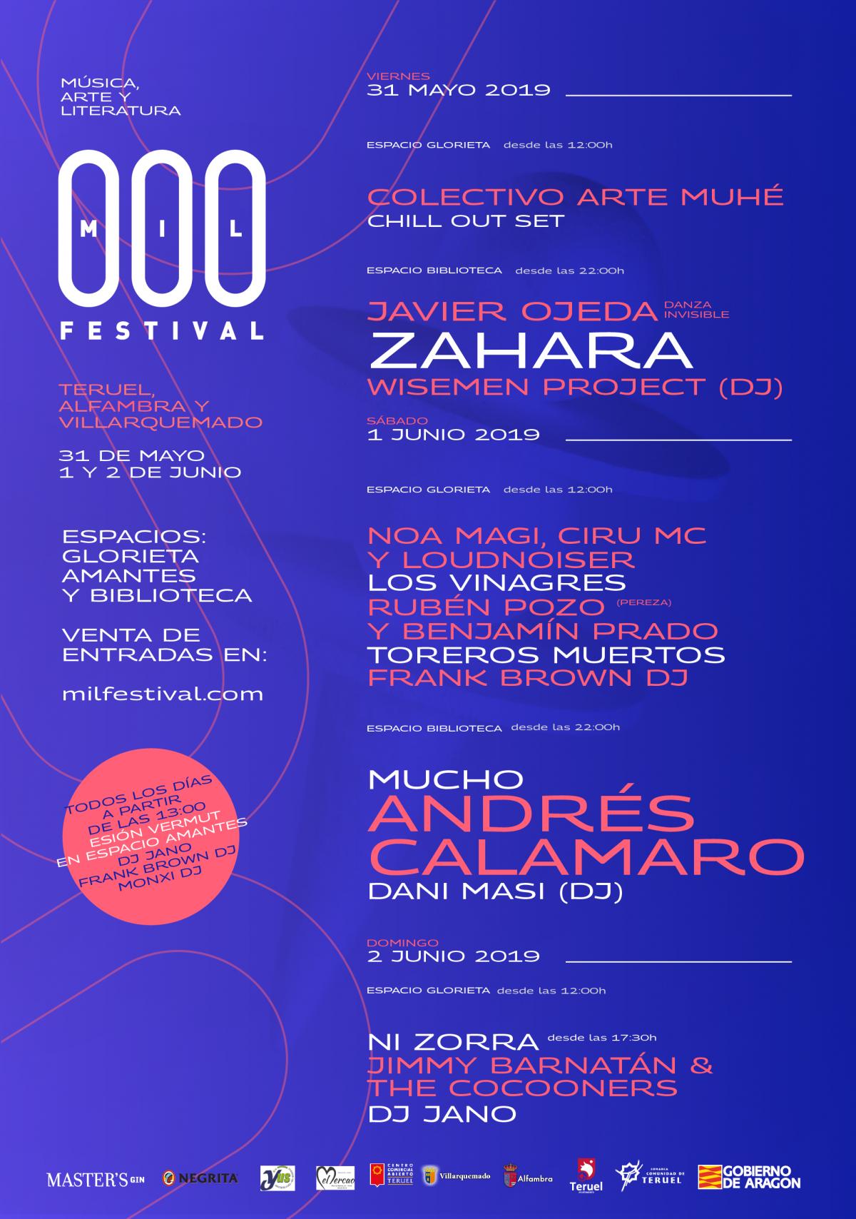 MIL FESTIVAL 2019